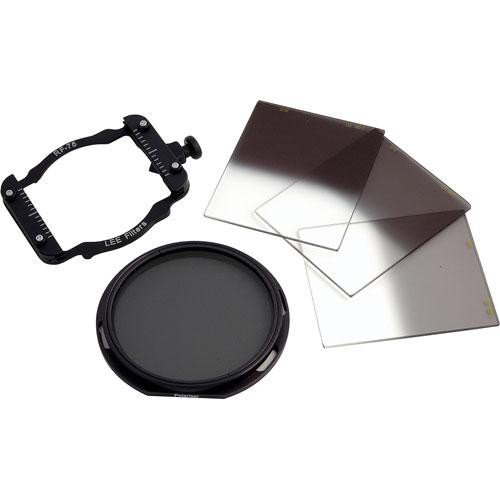 LEE Filters RF75 Deluxe Starter Set (Requires Adapter Ring)