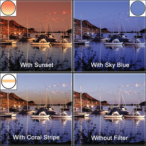 "LEE Filters 4x6"" Sky Resin Filter Set"