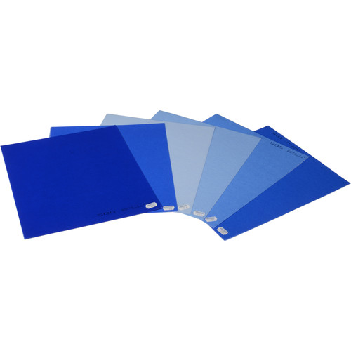 """LEE Filters Tungsten to Daylight Lighting Filter Pack - 12 Sheets (10 x 12"""")"""