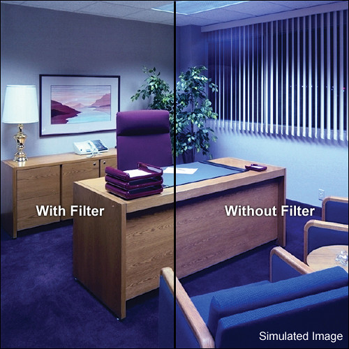 """LEE Filters 3 x 3"""" Yellow CC15Y Color Compensating Polyester Filter"""
