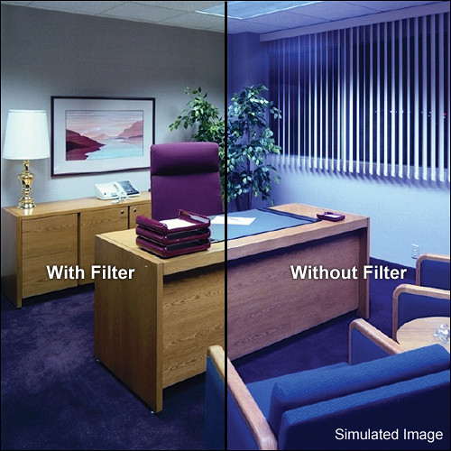 """LEE Filters 3 x 3"""" Yellow CC30Y Color Compensating Polyester Filter"""