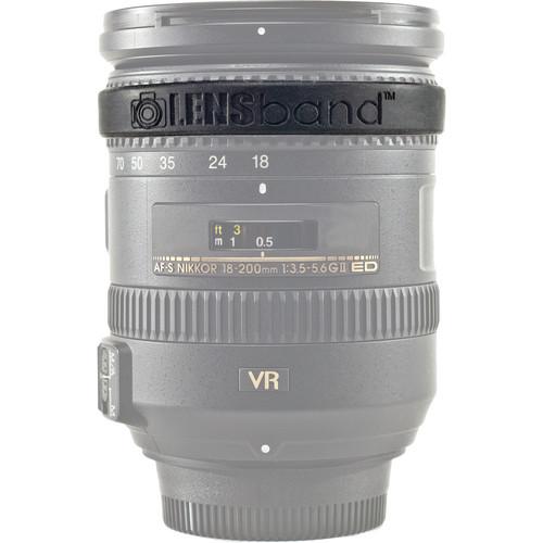 LENSband Lens Band (Black)