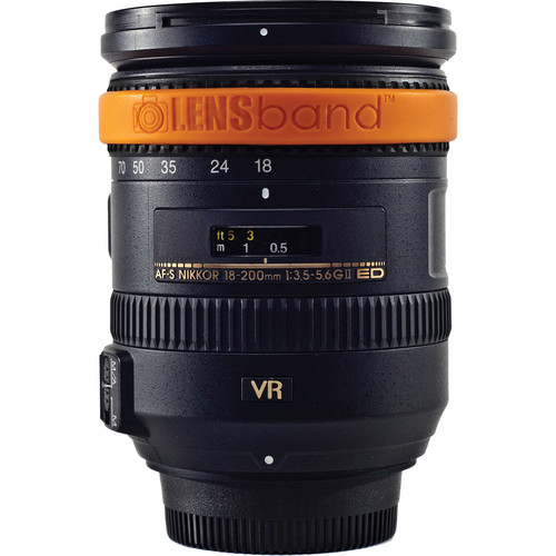 LENSband Lens Band (Orange)