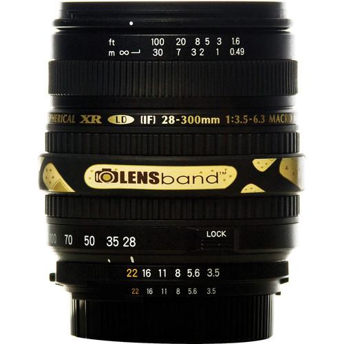 LENSband Lens Band (Bandaid)