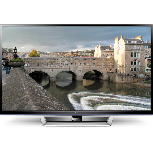 """LG 50PM4700 50"""" 3D Smart Plasma TV"""