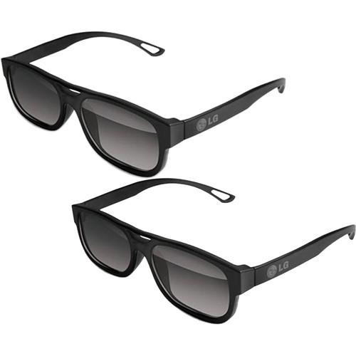 LG AG-F210 LG Cinema 3D Glasses (2 Pack)