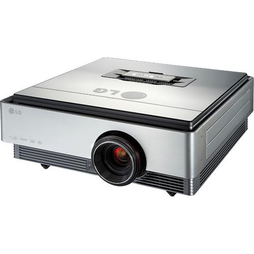 LG Full HD 3D LCoS Projector w/ 3D Glasses