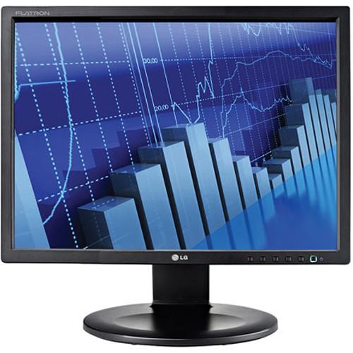 "LG E1910T-BN 19"" Widescreen LED Backlit LCD Monitor"