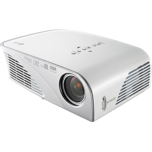LG HS201 Ultra Portable LED Projector