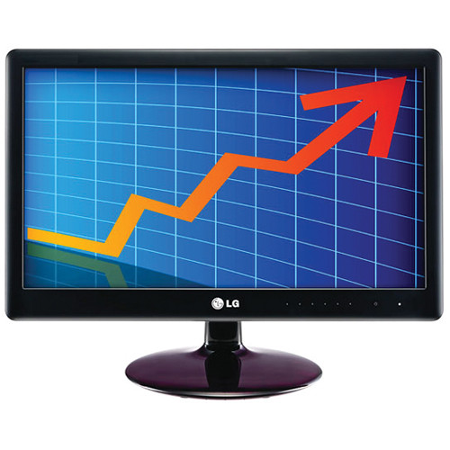 "LG N225WU-BN 22"" Widescreen LED Backlit LCD Monitor"