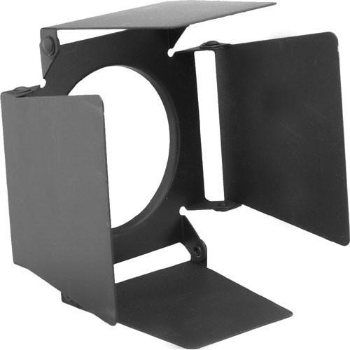 LTM 4-Leaf Barndoor Set for LTM Cinespace 125 and 200W HMI