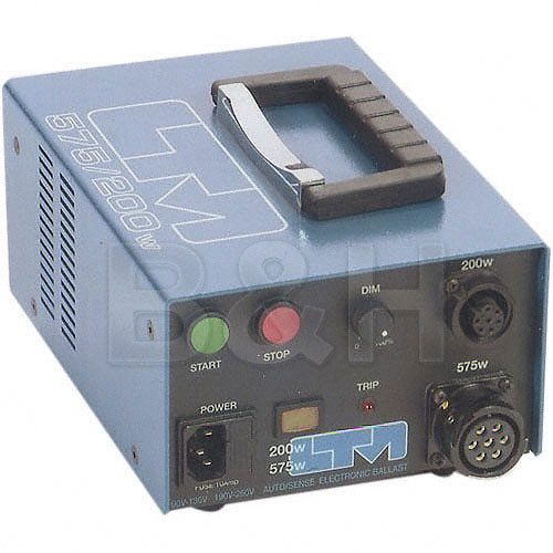 LTM 200/400/575W Electronic Ballast (90-260V)