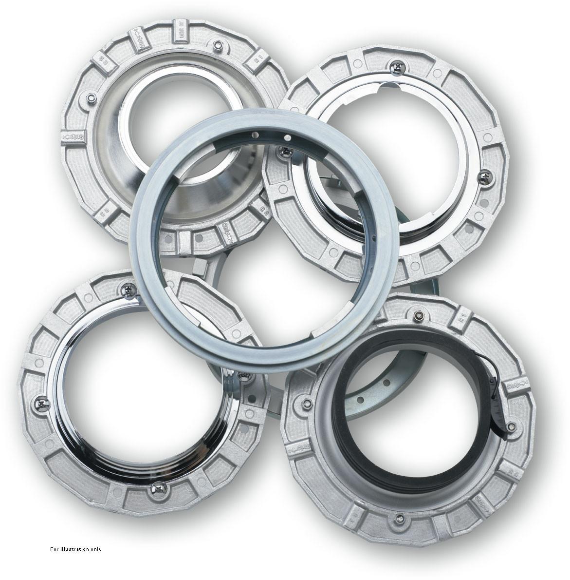 LTM Speed Ring for Cinespace, Cinepar, Prolight 125-200W