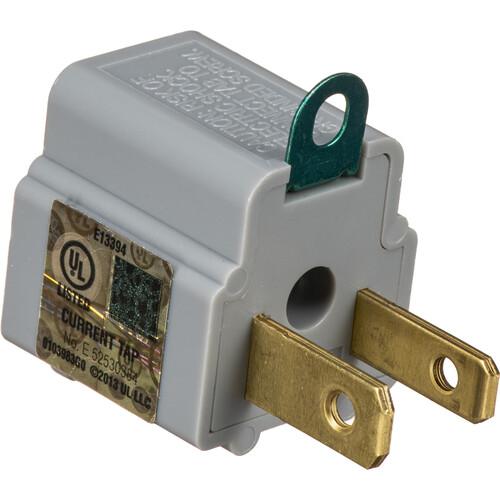 LTM 3-Prong to 2-Prong Plug Adapter