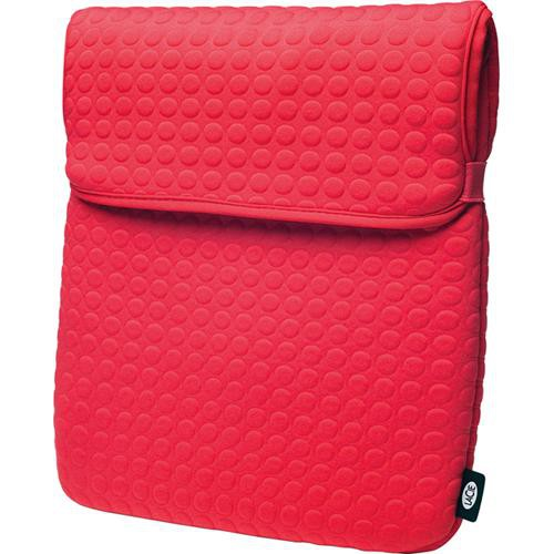 "LaCie Coat Case for 3.5"" Hard Drive, 10"" Netbook, or iPad (Red)"