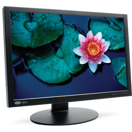 """LaCie 324i 24"""" Widescreen LCD Computer Display"""
