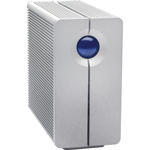 LaCie 2TB 2big Quadra Enterprise Class External Hard Drive Array