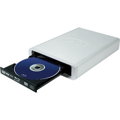 LaCie d2 Blu-ray Drive