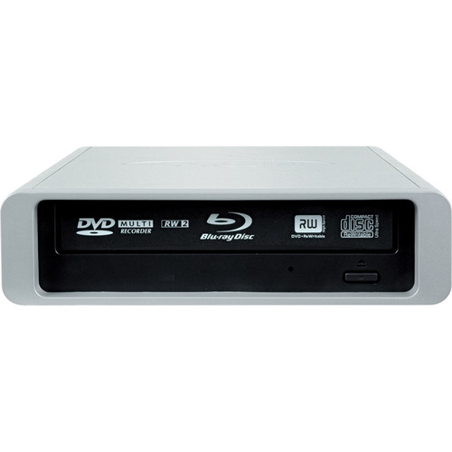 LaCie d2 12x Blu-ray Disc Writer