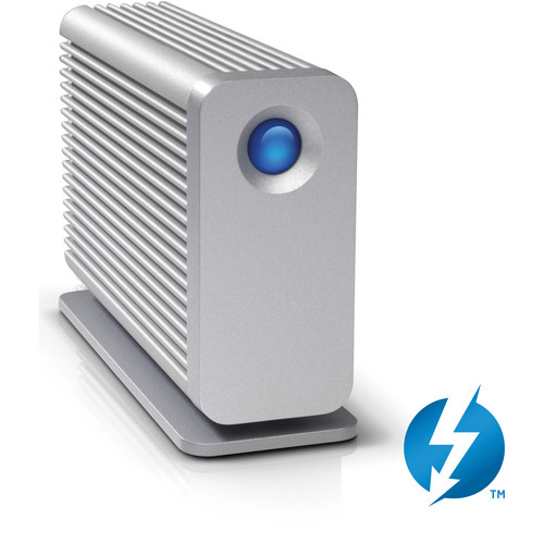 LaCie 1TB Little Big Disk Thunderbolt Series