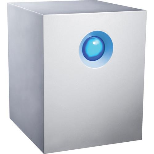 LaCie 15TB 5big Network 2 5-Bay RAID Server