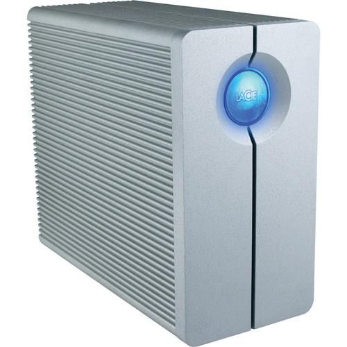 LaCie 4TB 2big NAS Server