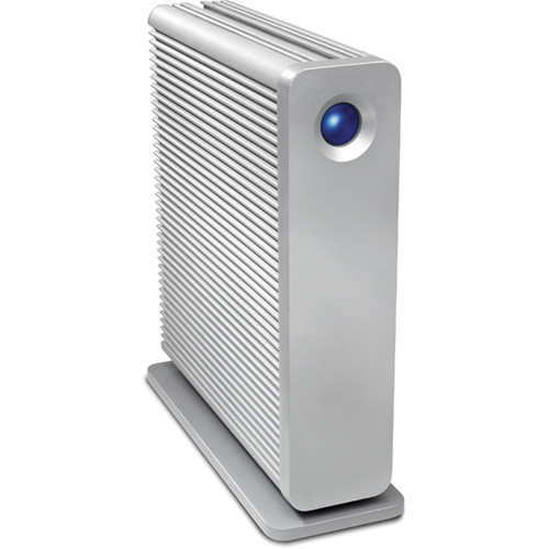 LaCie 3 TB d2 Network 2 Professional Storage Server