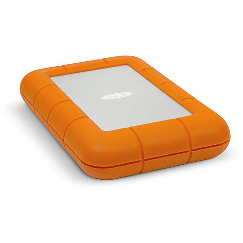 LaCie 256GB Rugged USB 3.0 / Thunderbolt SSD