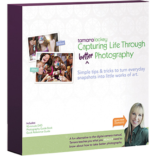 Lackey Ballard Capturing Life Through (Better) Photography Gift Box Set