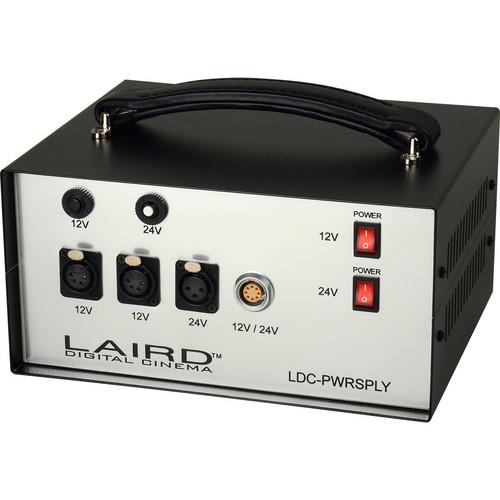 Laird Digital Cinema LDC-PWRSPLY 12 / 24 Volt Power Supply