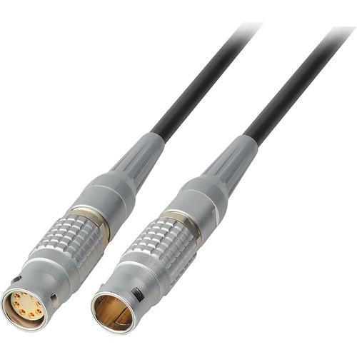 Laird Digital Cinema 12V / 24V Hot Swap Cable - Lemo 3B 8F to 3B 8M - 1 ft