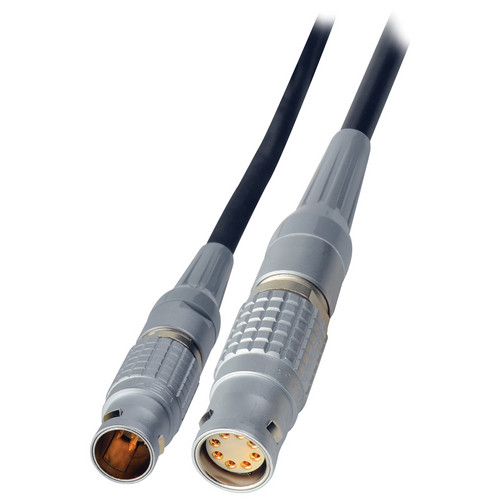 Laird Digital Cinema Red One 12V DC Power Cable - Lemo 2B 6M to 3B 8F - 5 ft