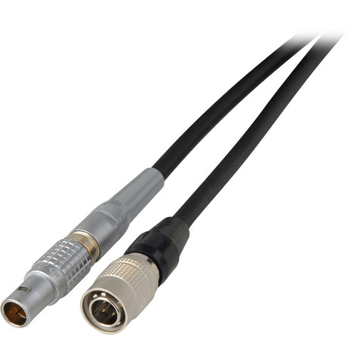 Laird Digital Cinema SD-PWR3-01 Hirose HR 4-Pin to LEMO 4-Pin Power Cable (1'/0.3 m)