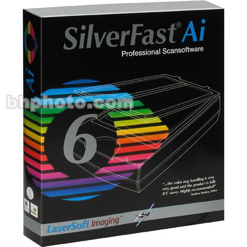 LaserSoft Imaging SilverFast SE to SilverFast Ai Scan/Image Optimization Software Upgrade