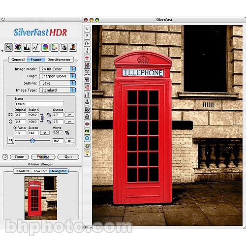 LaserSoft Imaging SilverFast HDR 6.0 Scan/Image Optimization Software