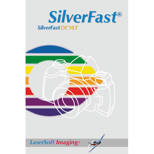 LaserSoft Imaging SilverFast DC VLT Software for Digital Cameras