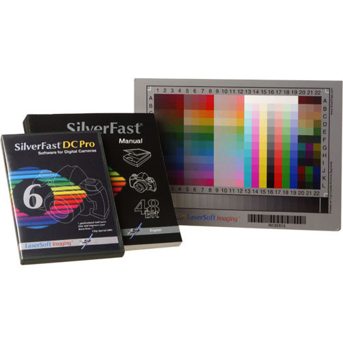 LaserSoft Imaging SilverFast DCPro Studio Software for Digital Cameras