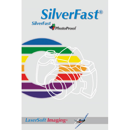 LaserSoft Imaging SilverFast PhotoProof for Lasersoft SilverFast DCPro & HDR Software