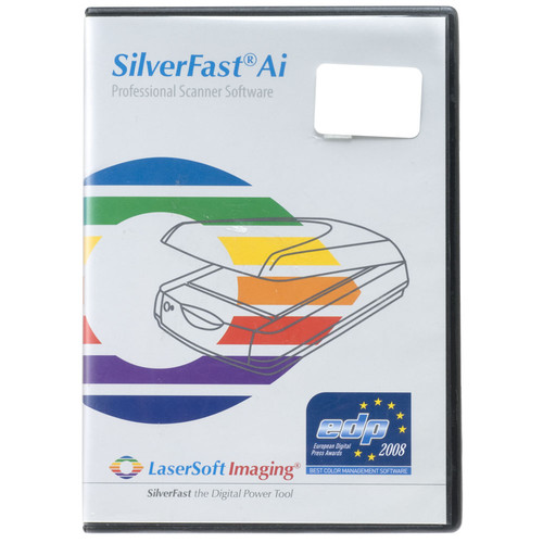 LaserSoft Imaging SilverFast Ai 6.6 Scanner Software