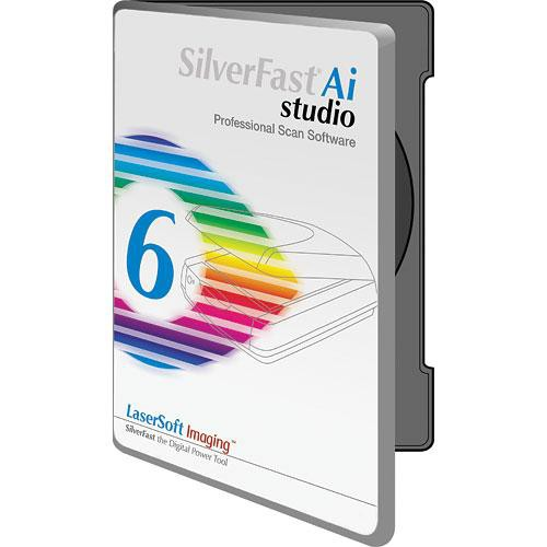 LaserSoft Imaging SilverFast Ai Studio for Umax Astra 2200