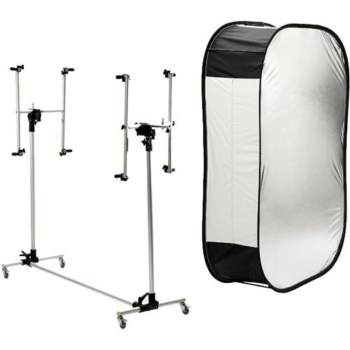Lastolite Megalite 6x4' Softbox with Support Stand
