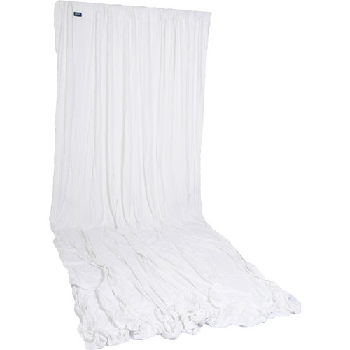 Lastolite Ezcare Knitted Background (10 x 24', White)