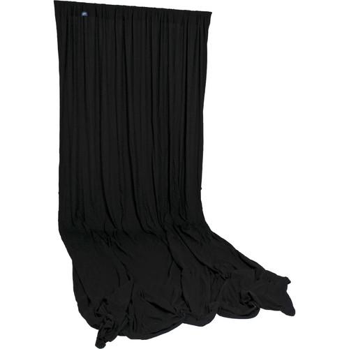Lastolite Ezcare Knitted Background (10 x 24', Black)