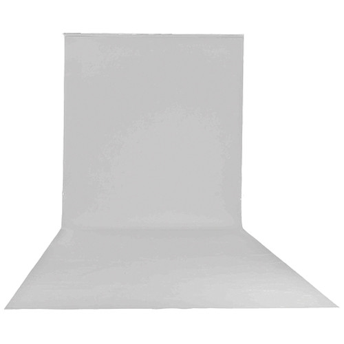 Lastolite Gray Vinyl Background 9x19'