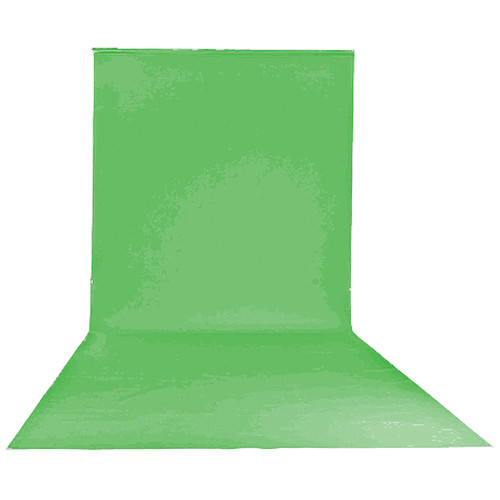 Lastolite Chromakey Green Vinyl Background 9x19'