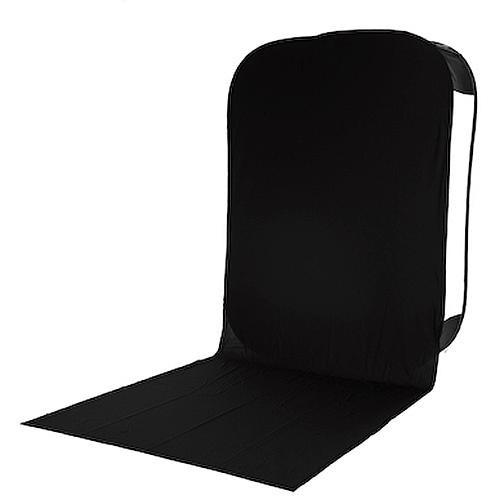 Lastolite HiLite Bottletop Cover with Train - 5x7' (Black)