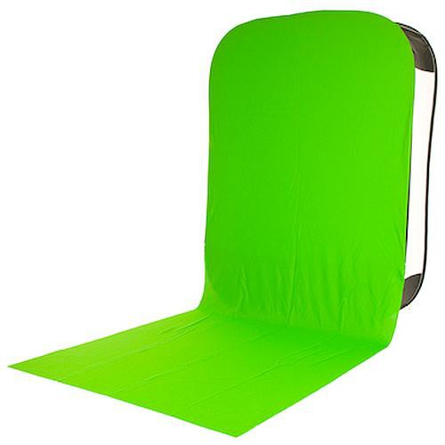 Lastolite HiLite Bottletop Cover with Train - 5x7' (Green Chromakey)