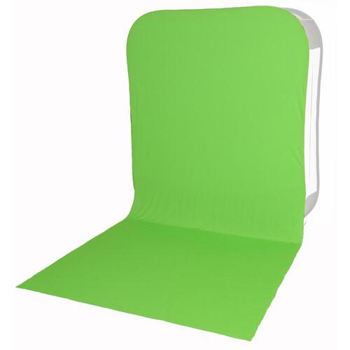 Lastolite HiLite Bottletop Cover with Train - 6x7' (Green Chromakey)