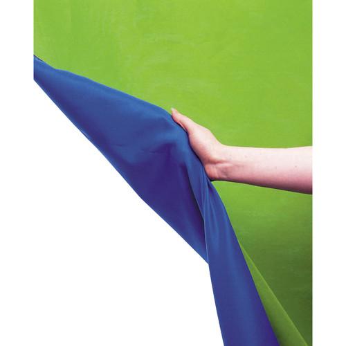 Lastolite Chromakey Background - 10x12' - Blue/Green