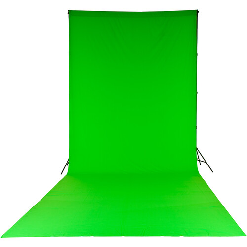 Lastolite 10x24' Green Chromakey Background
